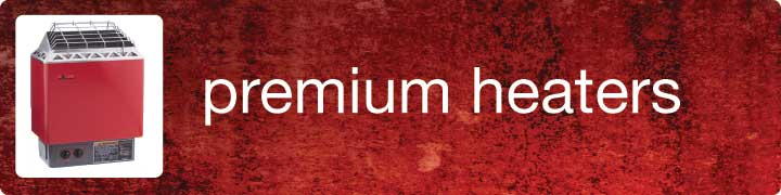 Polar Sauna Premium Heaters