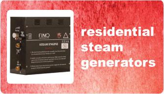 Residential Steam Generator