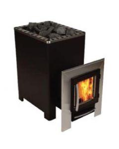 Polar Wood Burning Sauna Stove - 20 SL External Feed