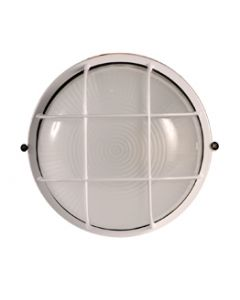 Large Round Sauna Light With Safety Grid