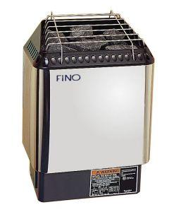 FINO Sauna HNVR 45 Digital in Stainless Steel