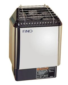 FINO HNVR 60 Digital Sauna Heater in Stainless Steel