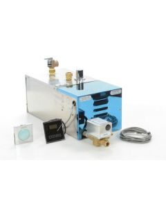 FINO 13 KW Steam Generator including Digital Controls and Aromatherapy Steamhead