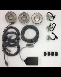 Spectra Lighting System for SaunaLogic Control