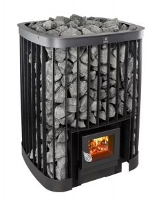Polar Wood Burning Sauna Stove Saga 22 Basic