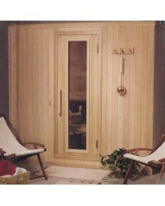 Polar PB48 Pre-Built, Modular Sauna Room