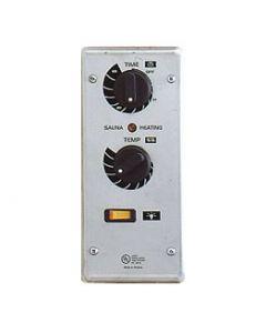 PSC-60 Flush mount 60 minute timer, thermostat, light switch, indicator light