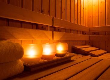 Cedar Sauna Prebuilt Kit